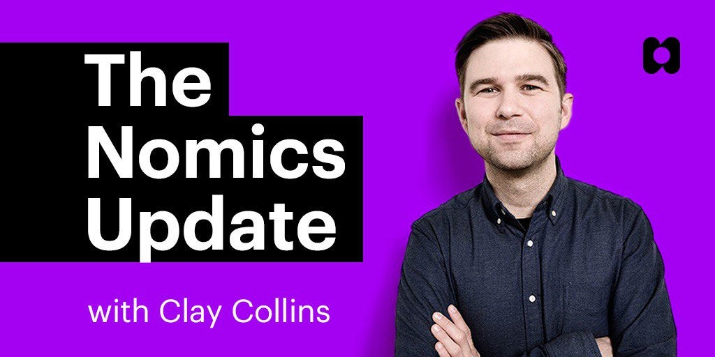The (Daily) Nomics Crypto Market Data API Podcast Update