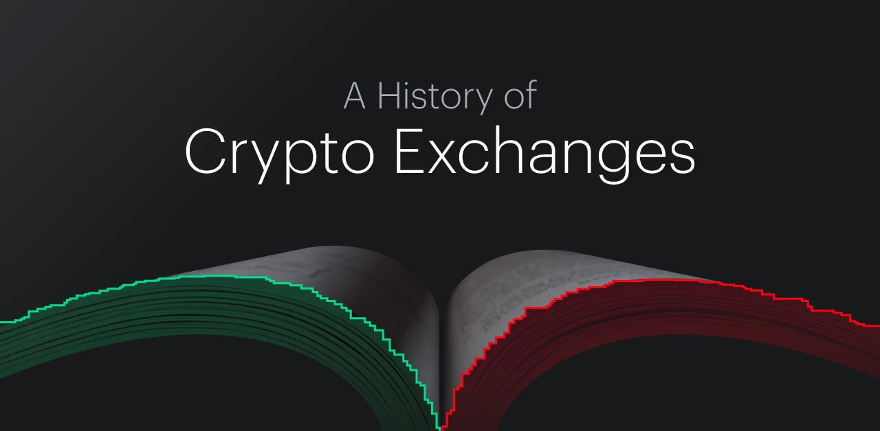 """Cover Image for """"A History of Cryptocurrency Exchanges"""""""