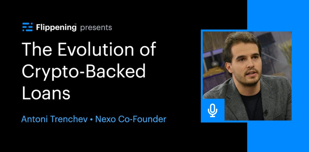 The Evolution of Crypto-Backed Loans w/ Antoni Trenchev from Nexo