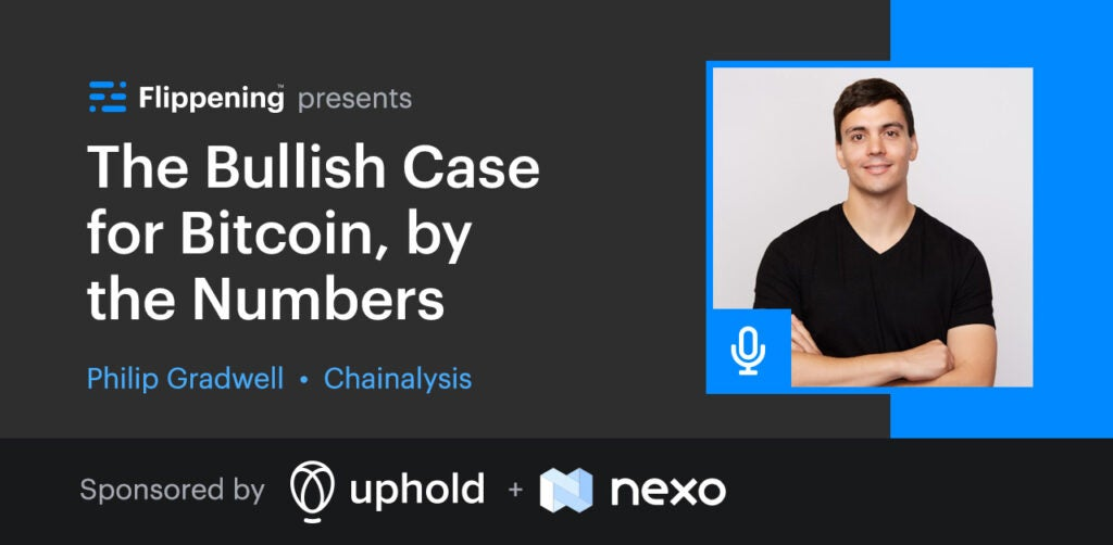 The Bullish Case for Bitcoin, by the Numbers w/ Philip Gradwell of Chainalysis