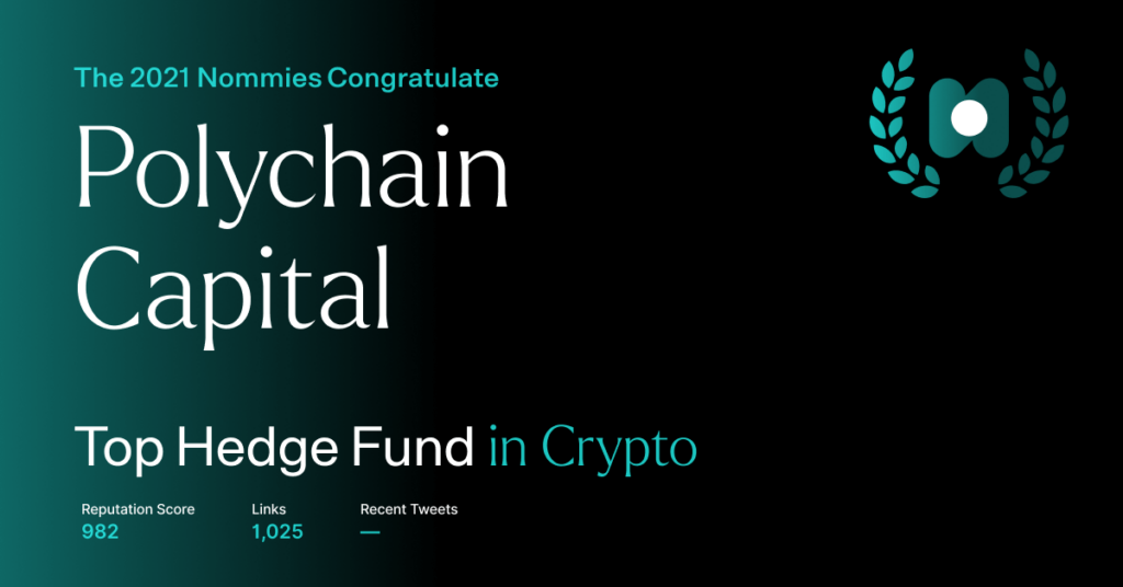 polychain capital - top hedge fund in crypto